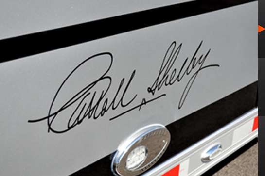Carroll Shelby Trailers