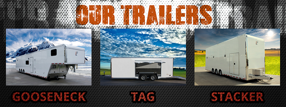 inTech All Aluminum Lite Trailers
