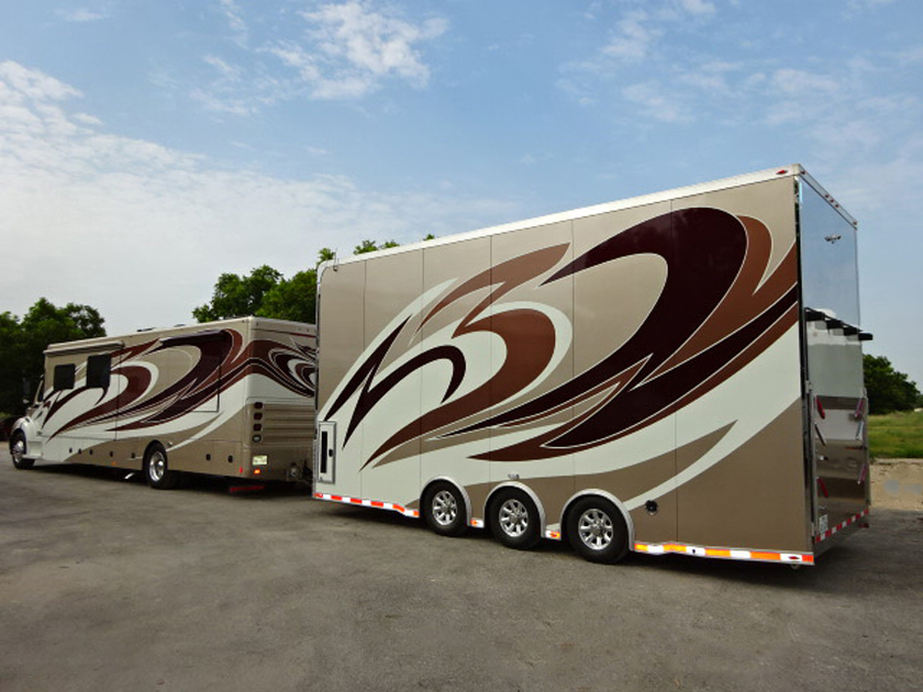 inTech Custom Trailers