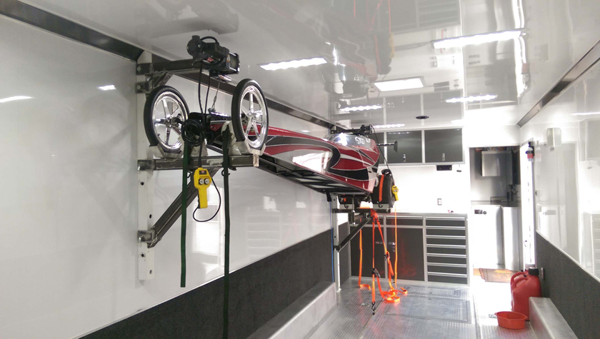 WALL MOUNT JUNIOR DRAGSTER (2)